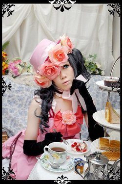 Cosplay Black Butler Partie 1