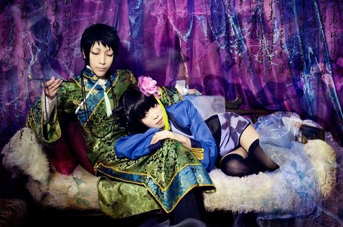 Cosplay Black Butler Partie 2
