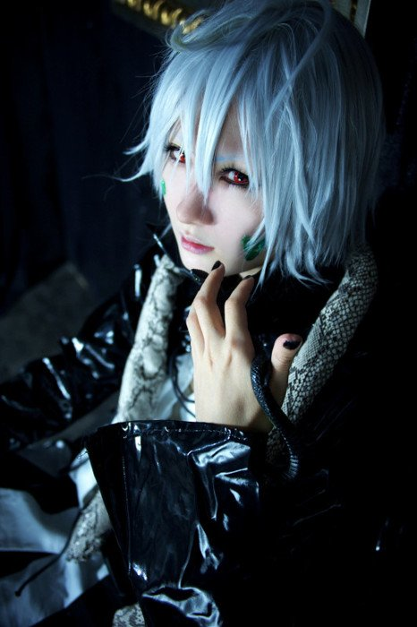 Cosplay Black Butler Partie 3