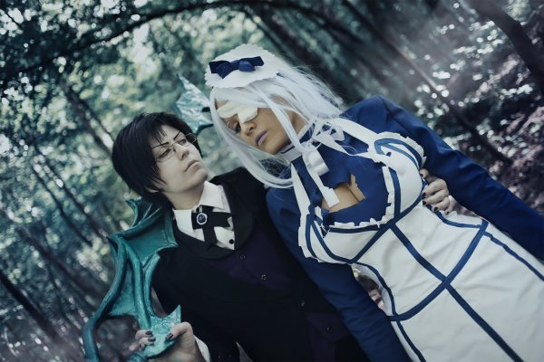 Cosplay Black Butler Partie 4
