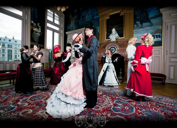 Cosplay Black Butler Partie 5