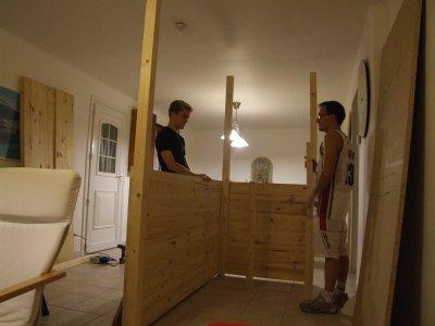 la construction d 39 un bar hayabusa. Black Bedroom Furniture Sets. Home Design Ideas