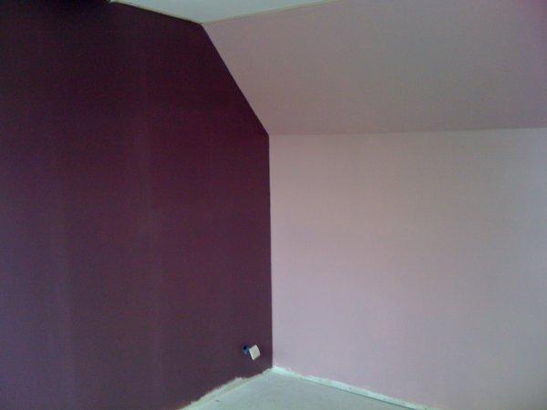 Du nouveau blog de revedenotrefamille for Peinture aubergine